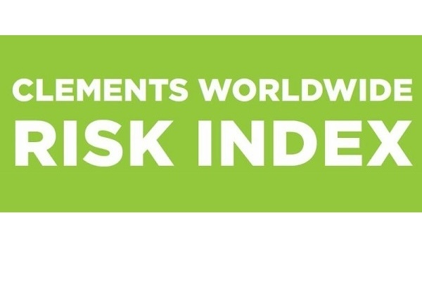 Findings of Clements Worldwide Risk Index 2016
