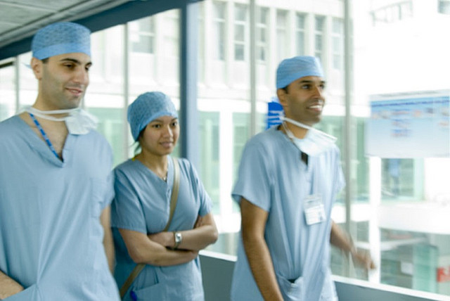 NHS Doctors Gearing to Leave the UK