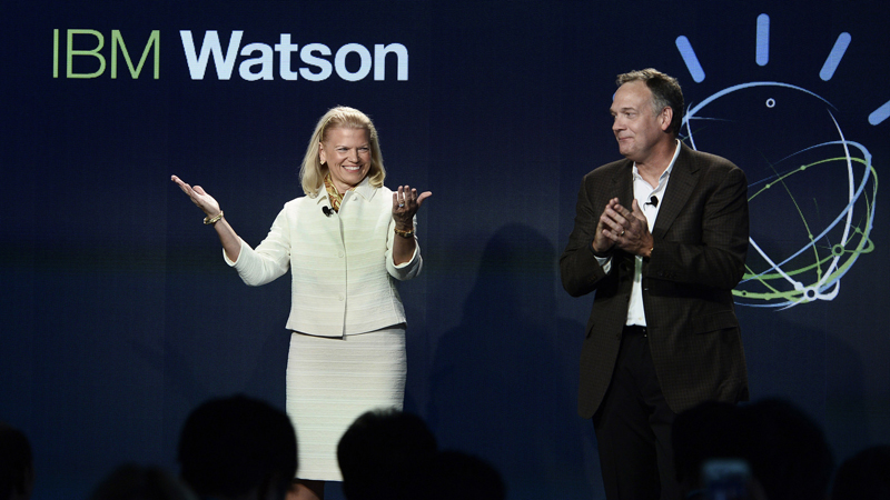 IBM Expands with Watson Health Cloud
