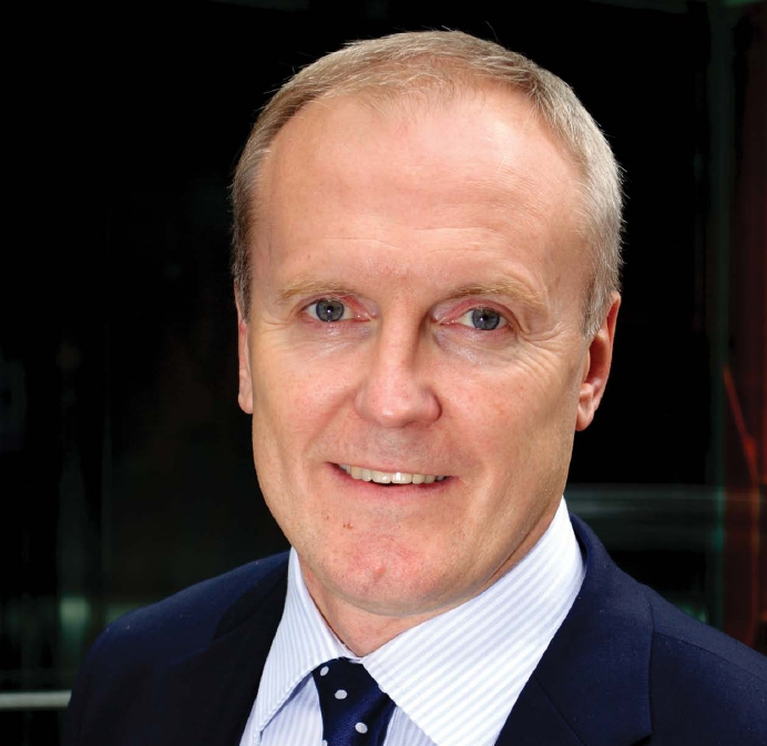 Phil Barton is the new CEO of Jelf