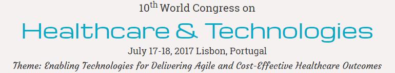 10th World Congress on Healthcare & Technologies