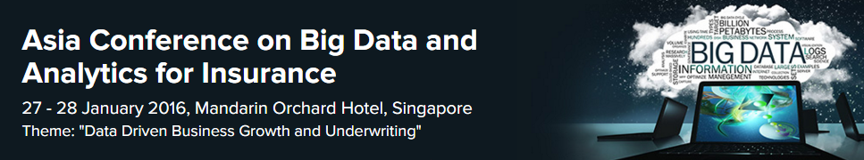 Asia Conference on Big Data and Analytics for Insurance