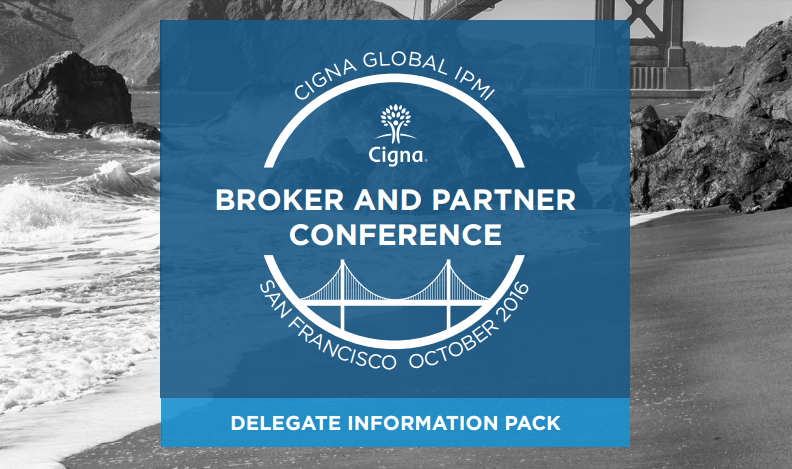 Cigna Global IPMI Broker & Partner Conference