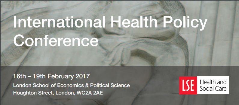 International Health Policy Conference